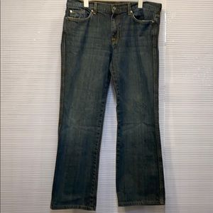 7 For All Mankind men's bootcut 36x30